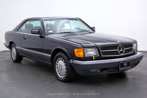 Picture of 1991 Mercedes-Benz 560SEC For Sale