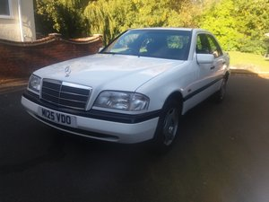 Picture of 1994 Mercedes c180 genuine 56218 miles !! REDUCED !!