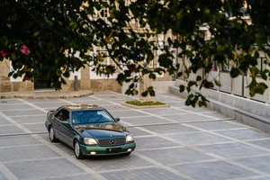 Picture of Lhd 1994 Mercedes S500 Coupe For Sale