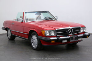 Picture of 1986 Mercedes-Benz 560SL