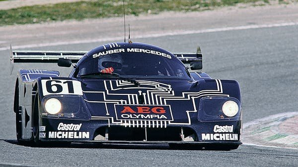 1989 Sauber Mercedes C9 Group C For Sale (picture 2 of 6)