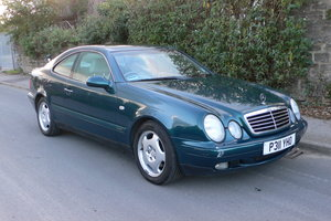 Picture of 1997 Mercedes-Benz CLK200 Coupe