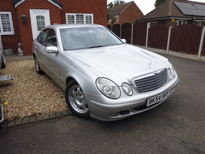 Picture of 2004 Mercedes E 220 cdi Classic SE Saloon 71650 miles