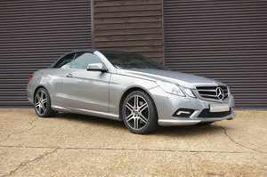 Picture of 2011 Mercedes E250 CDI AMG Sport Convertible Auto (45,000 miles) SOLD