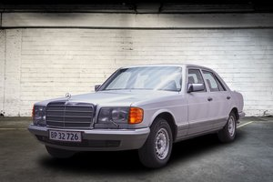 Picture of 1983 Mercedes 380 SE