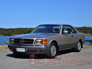 Picture of 1989 Mercedes-Benz 560 SEC SOLD