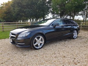 Picture of 2013 Mercedes CLS 350 CDI AMG Sport Estate Auto - 50k miles