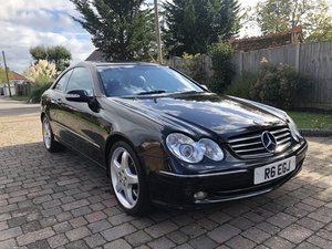 Picture of 2003 Mercedes CLK 500