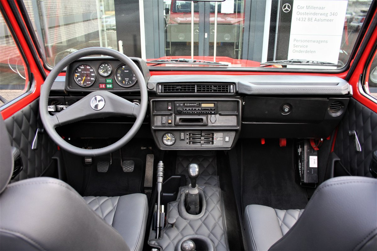 1981 Mercedes-Benz 230G For Sale (picture 5 of 6)