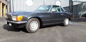 Picture of 1985 Mercedes 500SL Convertible