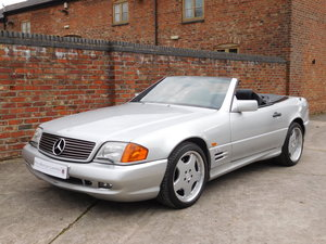 Picture of 1993 Mercedes Benz (R129) SL600 V12 6-litre – RHD 37,000 Mls