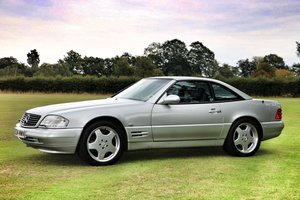 Picture of 1999 Mercedes SL280 V6, Low miles, panoramic roof