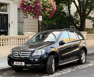 Mercedes 5.0 ML500 Sport 7G-Tronic 4x4 5dr Petrol