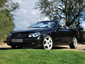 Picture of 2003 Mercedes 320 CLK Convertible - Black - AMG - Sports - 76k