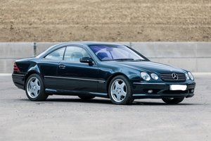 Picture of 2001 Rare V12 Mercedes Benz CL600 For Sale