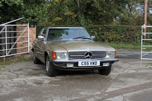 Picture of 1985 Mercedes-Benz 280SL - 68k miles, FSH, Original bill of sale