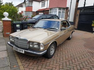 Picture of 1984 Mercedes 280 ce 64000 miles