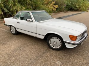 Picture of 1989 Mercedes Benz R107 SL300! Low Mileage!