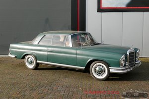 Picture of 1963 Mercedes Benz 220SE Coupé for Restoration For Sale
