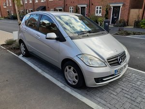 Picture of Mercedes a180 cdi 2009 manual