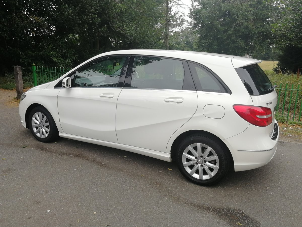 2012 Mercedes b180 se cdi, long mot & £30 a year tax SOLD (picture 3 of 6)