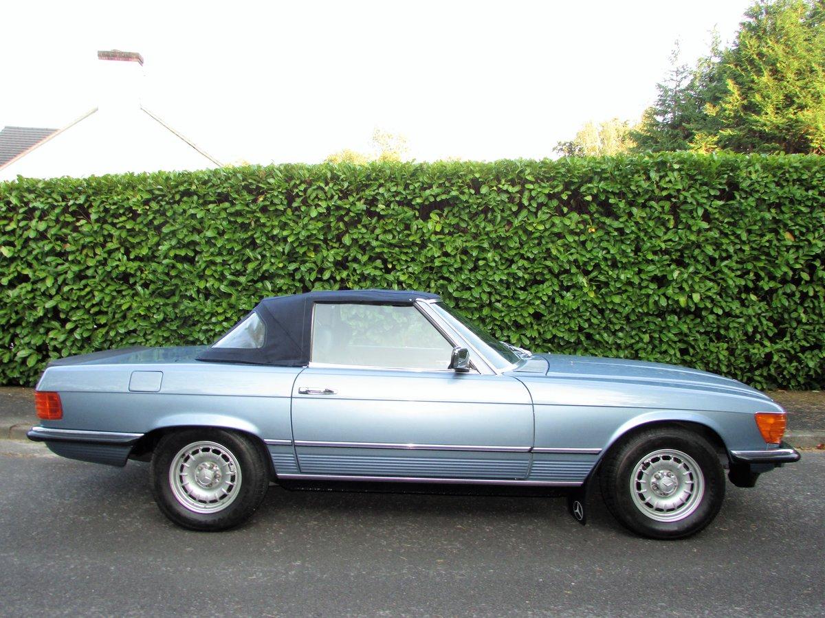 1985 Mercedes-Benz 500 5.0 SL 2dr 67k,FULL MBSH,3 Owner For Sale (picture 3 of 6)