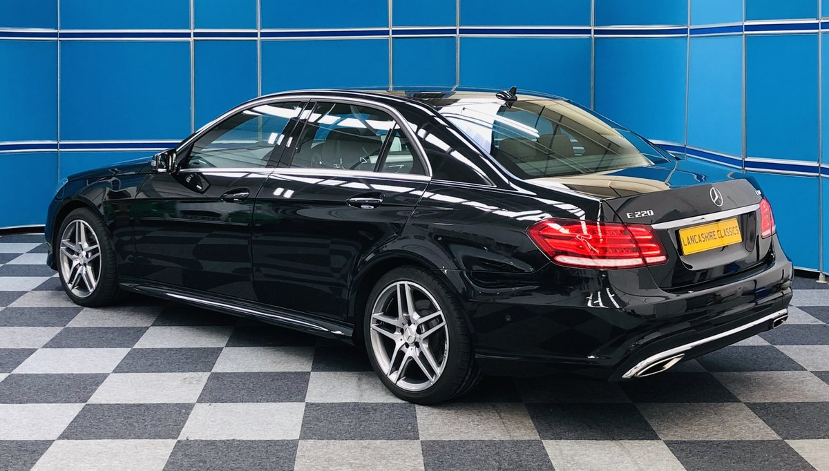 2014 Mercedes E220 Cdi AMG Sport For Sale (picture 2 of 6)