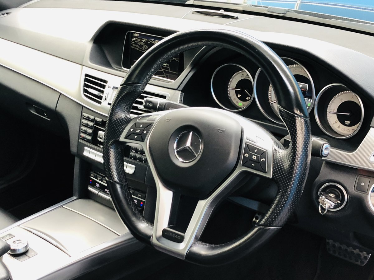 2014 Mercedes E220 Cdi AMG Sport For Sale (picture 3 of 6)