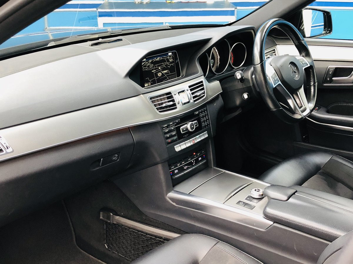 2014 Mercedes E220 Cdi AMG Sport For Sale (picture 4 of 6)