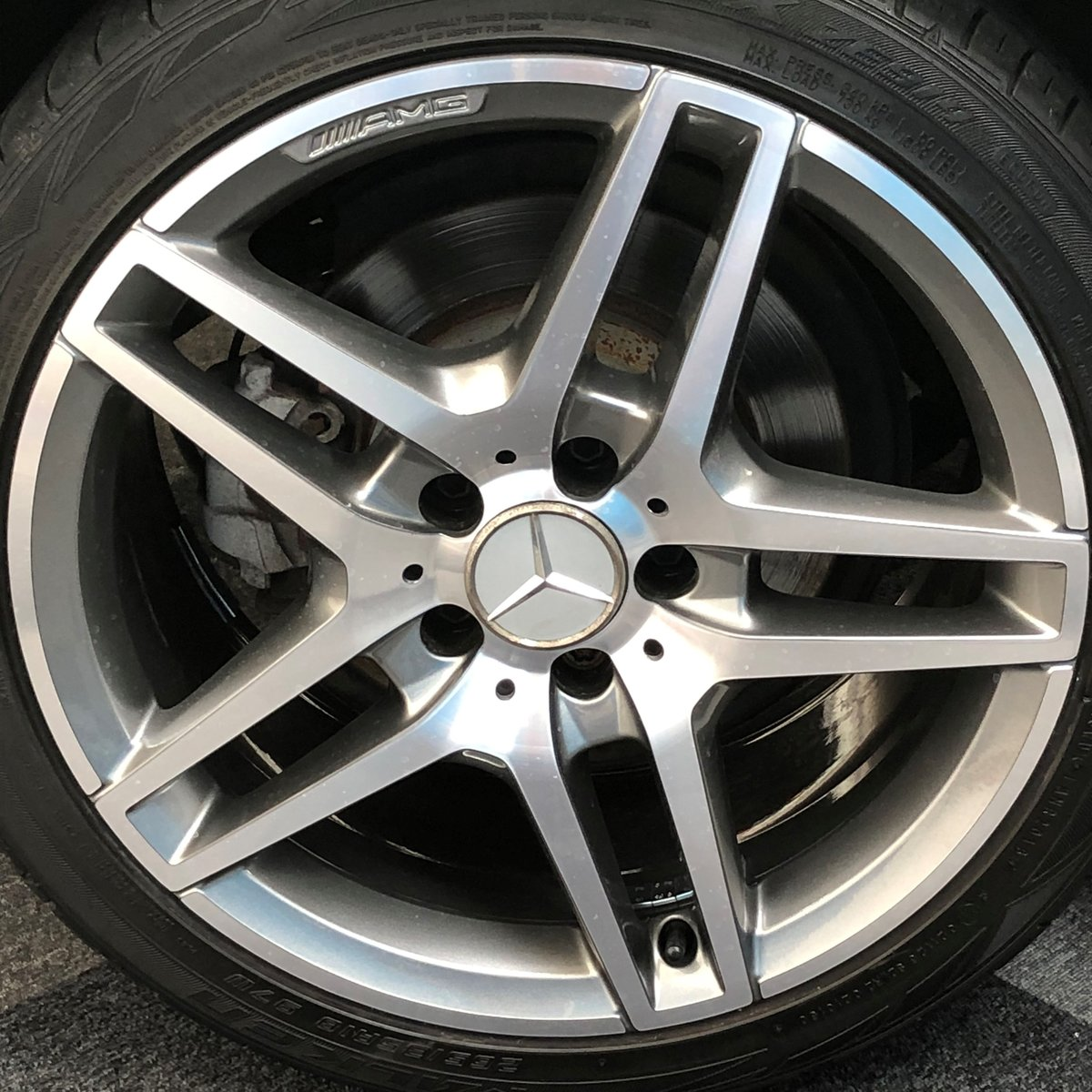 2014 Mercedes E220 Cdi AMG Sport For Sale (picture 5 of 6)