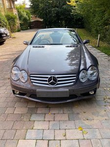 SL55 AMG PERFORMANCE PACK