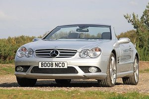 Picture of 2008 Mercedes Benz SL350 (Just 27,000 Miles)