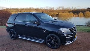 Mercedes ML63 (5.5 Bi Turbo) 28,500mls fsh