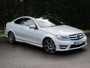 Picture of 2013 C250CDI AMG Sport PLUS Coupe For Sale
