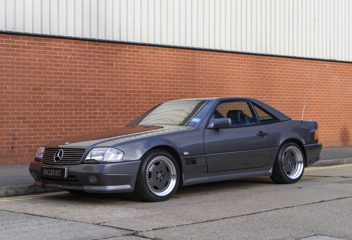 1992 Mercedes-Benz SL60 AMG (RHD) For Sale (picture 1 of 24)