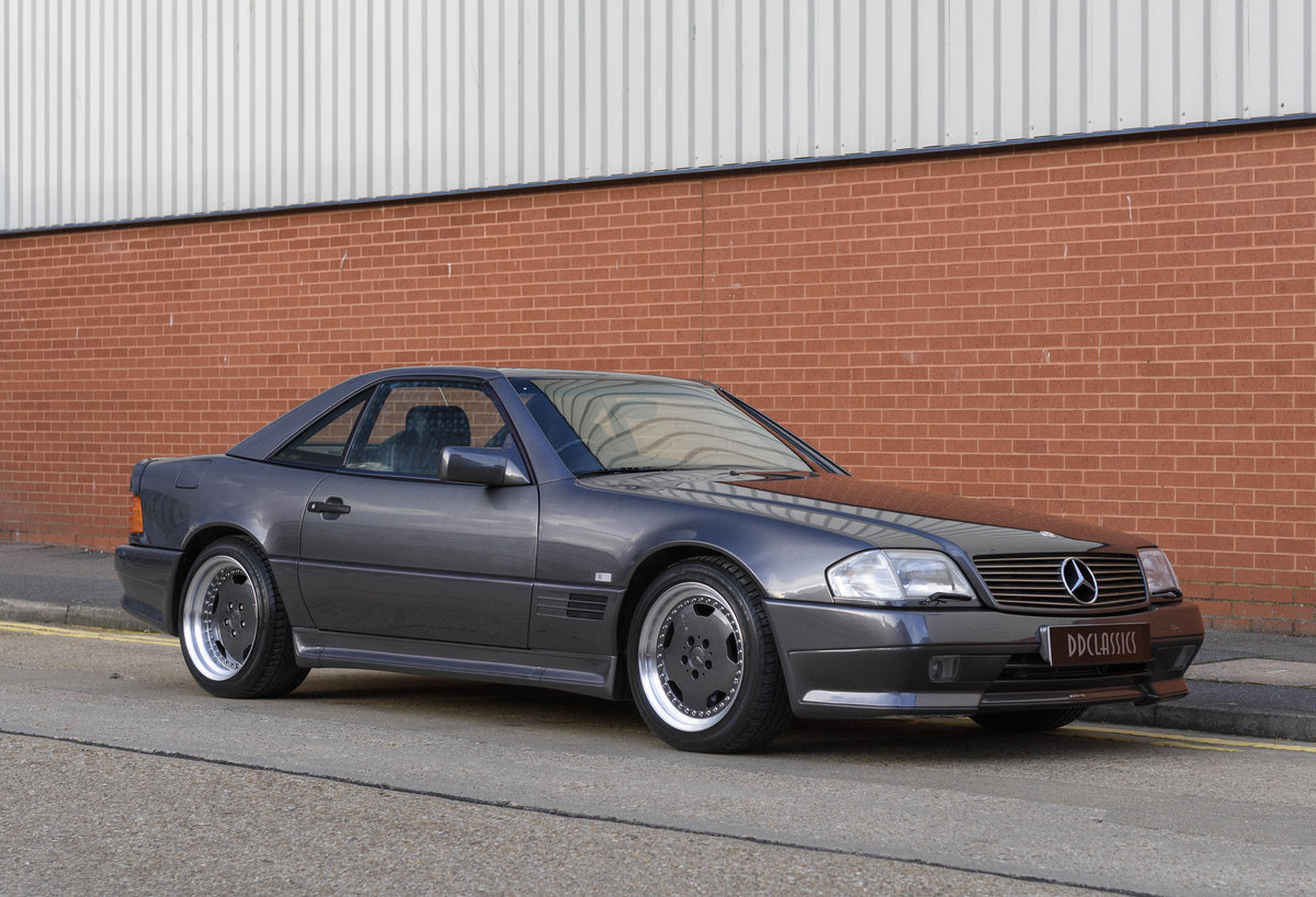 1992 Mercedes-Benz SL60 AMG (RHD) For Sale (picture 2 of 24)