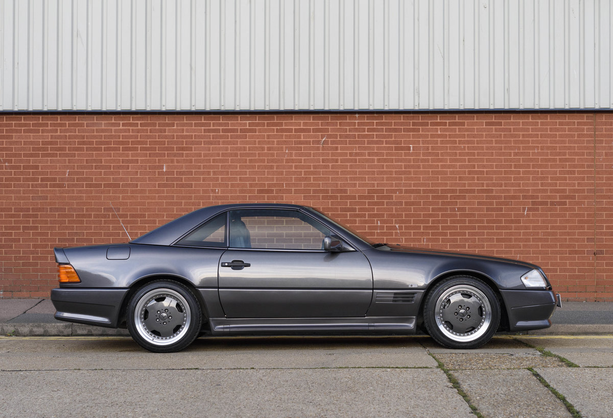 1992 Mercedes-Benz SL60 AMG (RHD) For Sale (picture 3 of 24)