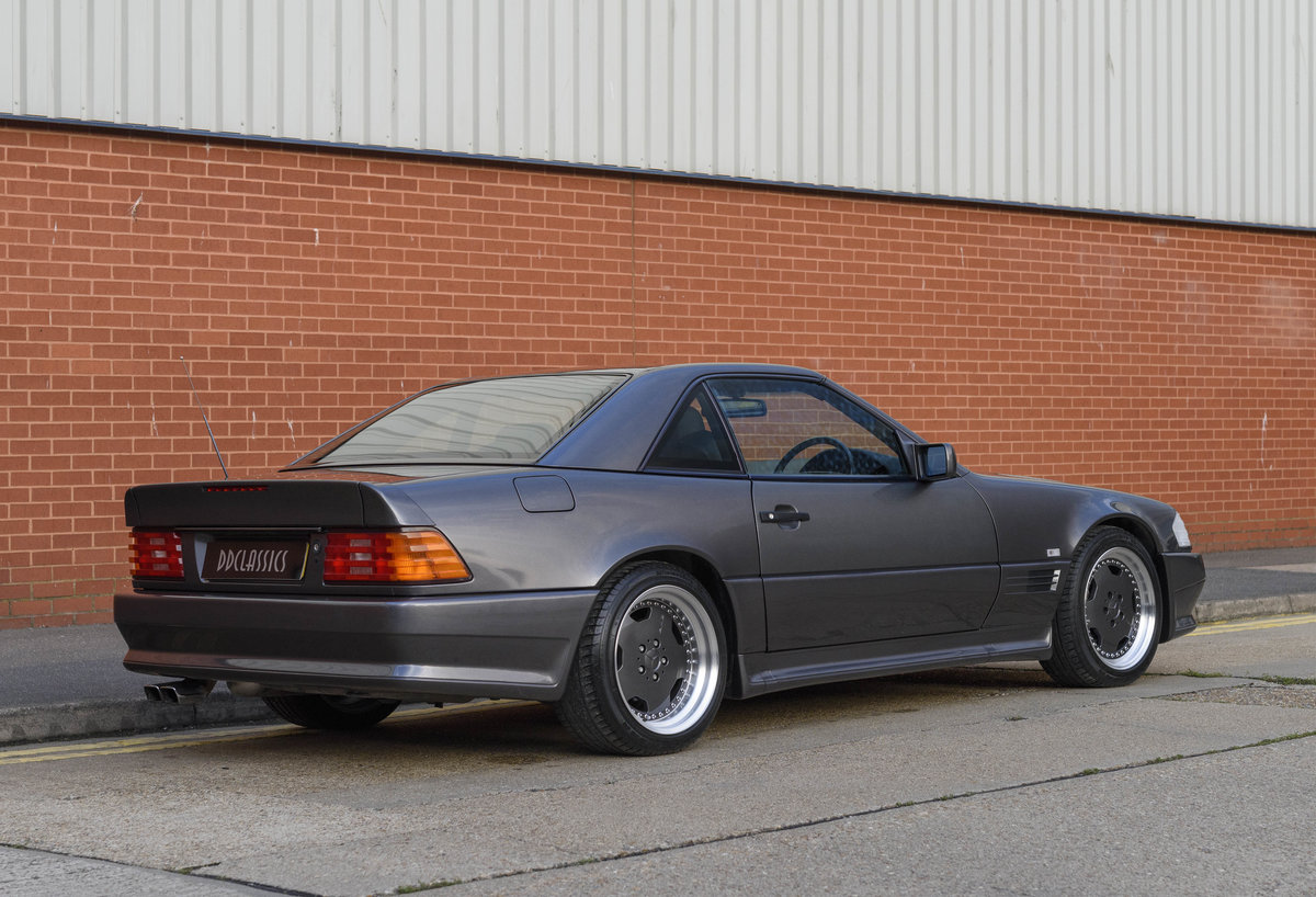 1992 Mercedes-Benz SL60 AMG (RHD) For Sale (picture 5 of 24)