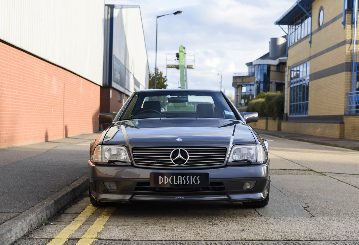 1992 Mercedes-Benz SL60 AMG (RHD) For Sale (picture 7 of 24)