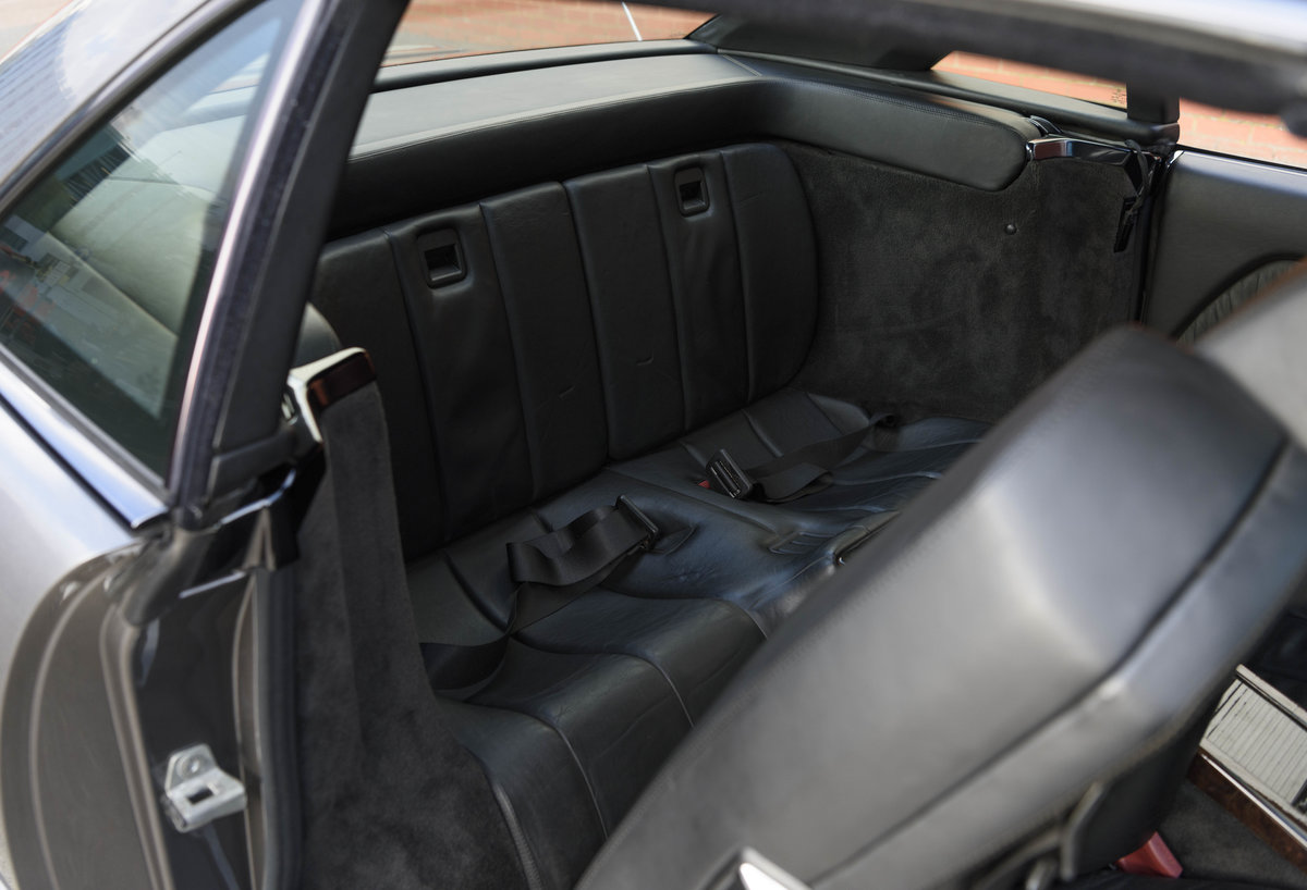1992 Mercedes-Benz SL60 AMG (RHD) For Sale (picture 19 of 24)