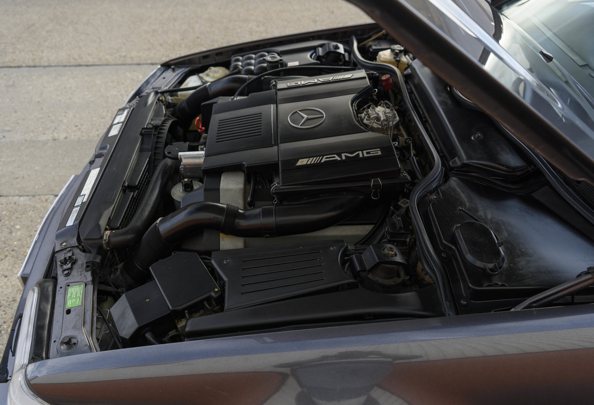 1992 Mercedes-Benz SL60 AMG (RHD) For Sale (picture 22 of 24)