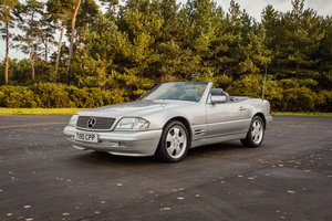 Picture of Win our 1999 Mercedes 280SL for just £9!