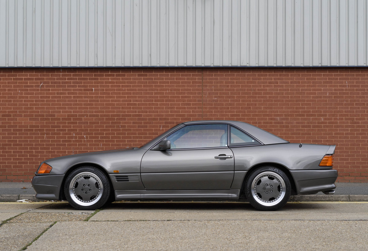 1992 Mercedes-Benz SL60 AMG (RHD) For Sale (picture 4 of 24)