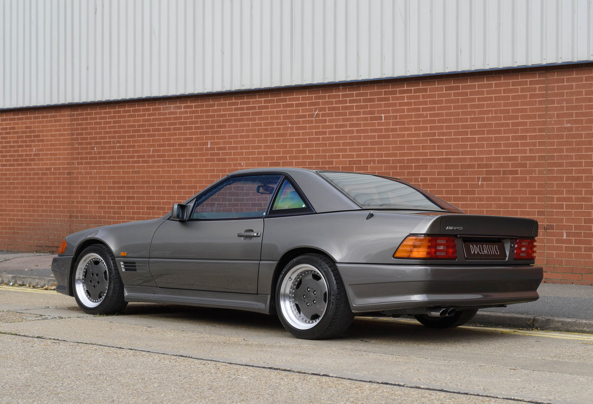 1992 Mercedes-Benz SL60 AMG (RHD) For Sale (picture 6 of 24)
