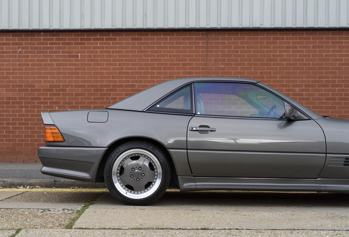 1992 Mercedes-Benz SL60 AMG (RHD) For Sale (picture 13 of 24)