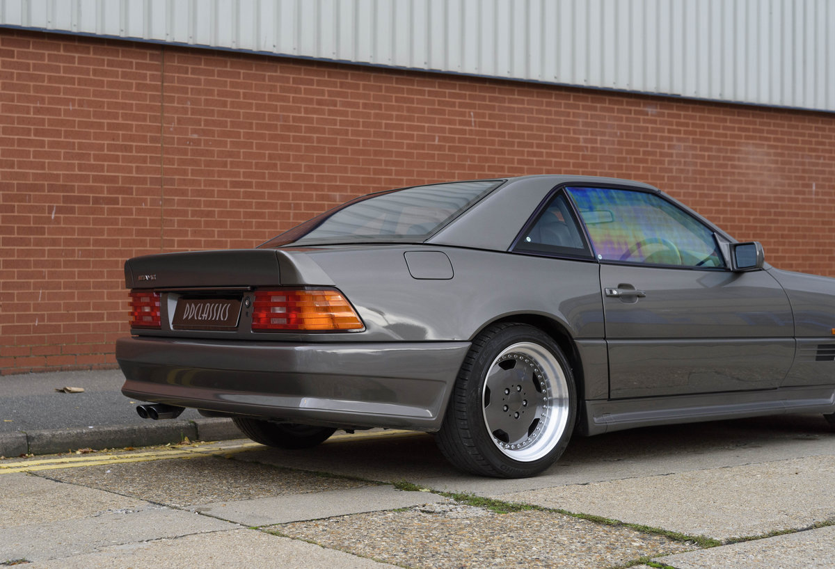 1992 Mercedes-Benz SL60 AMG (RHD) For Sale (picture 14 of 24)