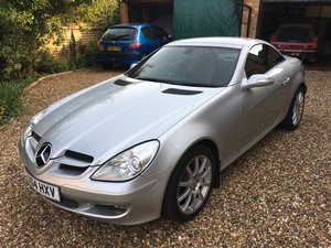 Picture of 2004 SLK350 6 speed manual