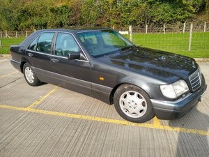 Picture of 1994 Mercedes S500 W140 for auction 29th/30th October