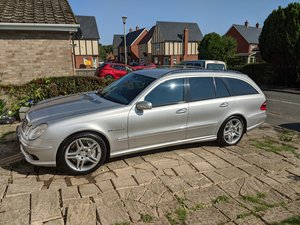 Picture of 2003 E55 amg estate w211 low millage excellent conditio