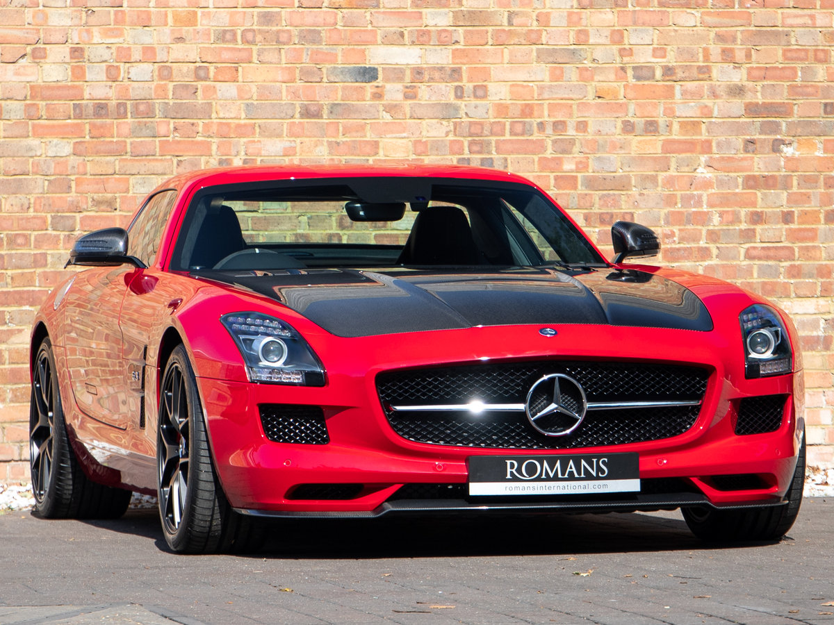 2014 Mercedes SLS AMG GT Final Edition For Sale (picture 1 of 6)